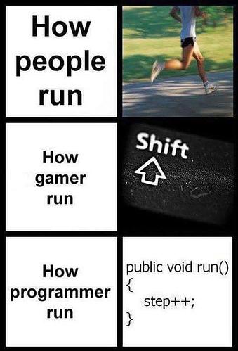 programmer run