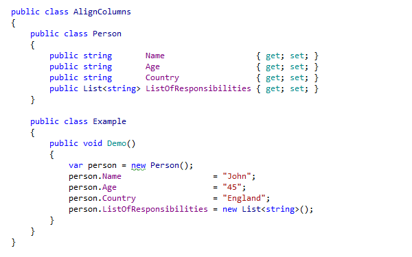 aligning-code-in-columns